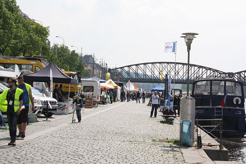 Lodě na Vodě Praha 2014  12345678910111213141516
