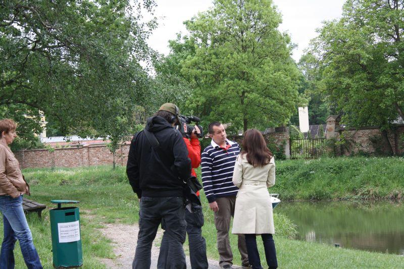 Natáčení toulavé kamery  12345