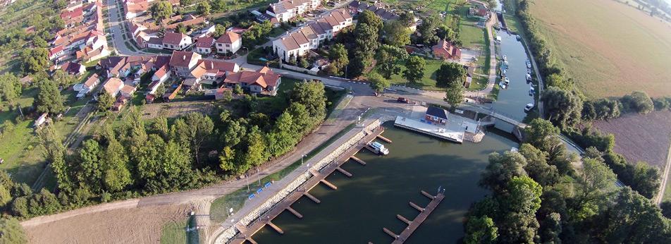Petrov - přístav