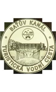 Medaile Pamětník Baťův kanál č. 256