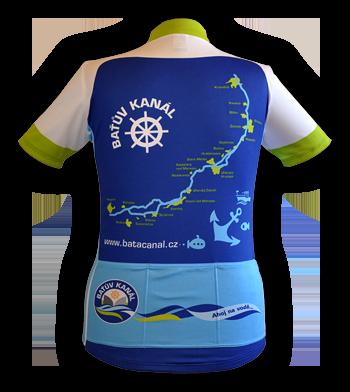 Cyklodres Baťův kanál